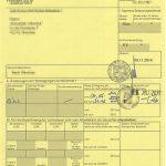 Lohnsteuerkarte v. 2010