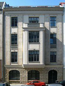 Dienstsitz deutscher Richterbund
